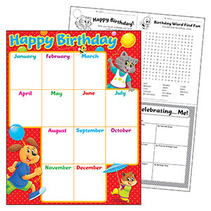 NEW!	Birthday Playtime Pals™