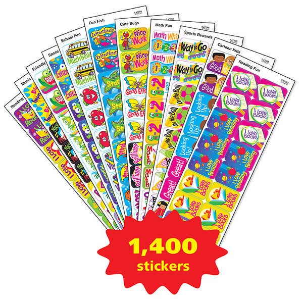 Discovery & Applause STICKERS® Variety