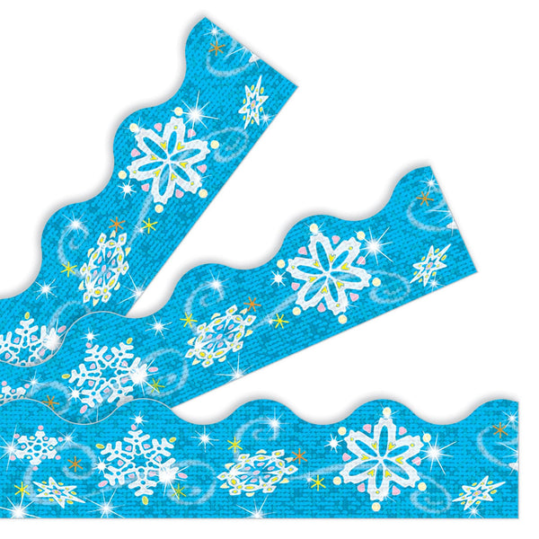 Snowflakes Terrific Trimmers® – Sparkle Plus