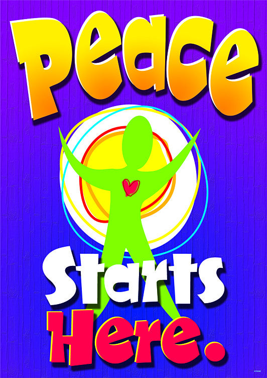 Peace starts Here