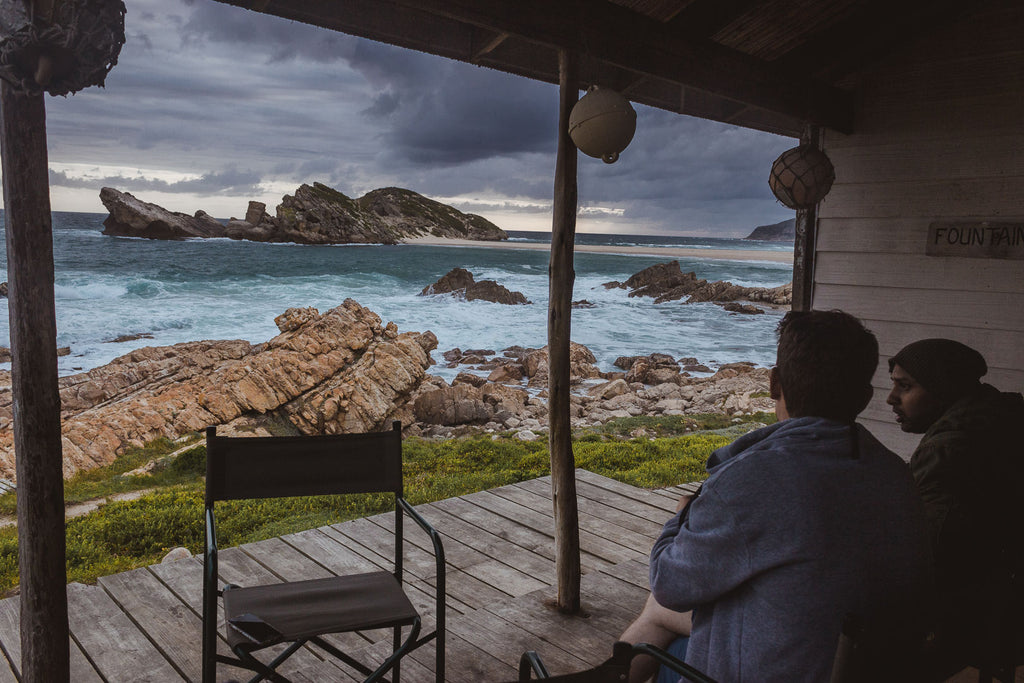 OVERNIGHT AT ROBBERG RESERVE