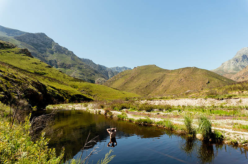 Escape To The Boesmanskloof Trail