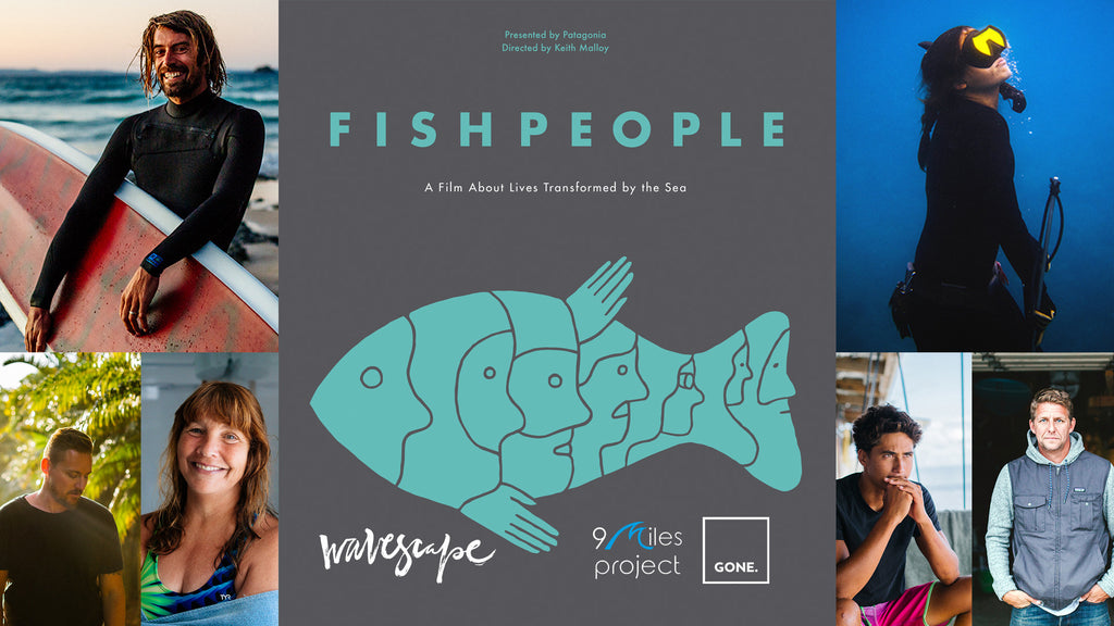 South African premiere of Fishpeople