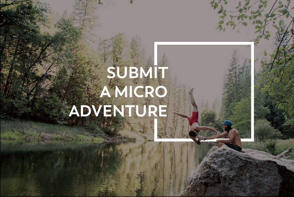Submit a Micro Adventure