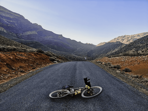 Flashpacking the Cederberg Circuit