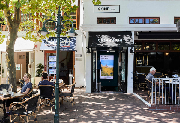Gone. Flagship Store opens in High Constantia