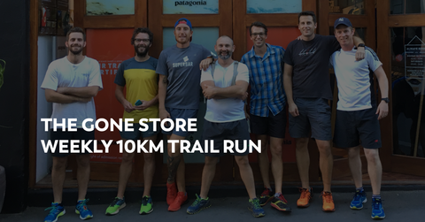 Gone Outdoor Patagonia Trail Run