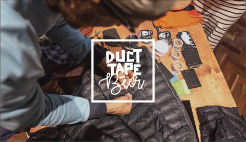 Gone Outdoor Duct Tape and Beer
