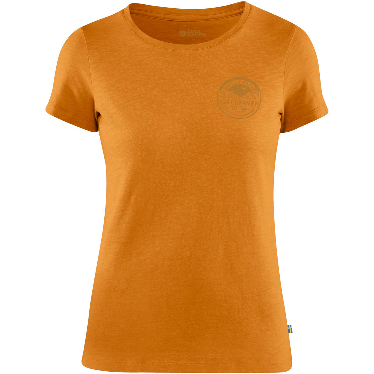 Womens Forever Nature Badge T-shirt