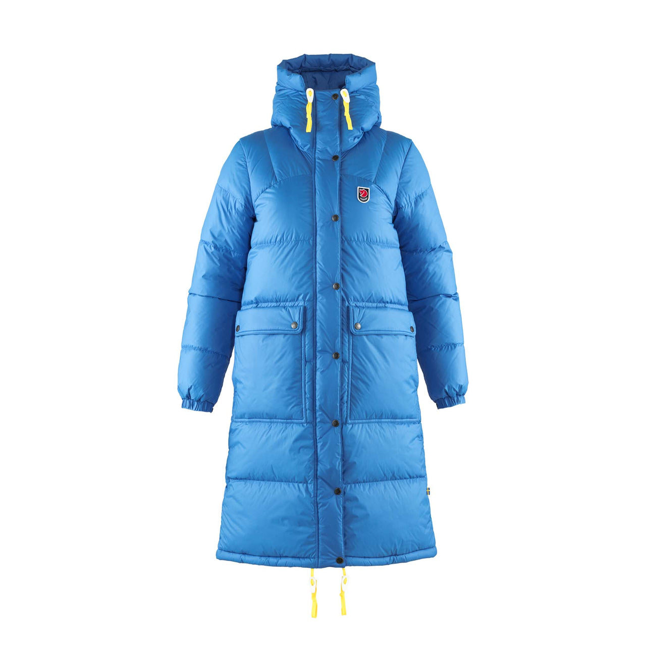 Womens Expedition Long Down Parka