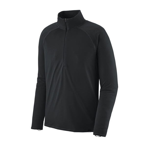 Mens Capilene Midweight Zip Neck