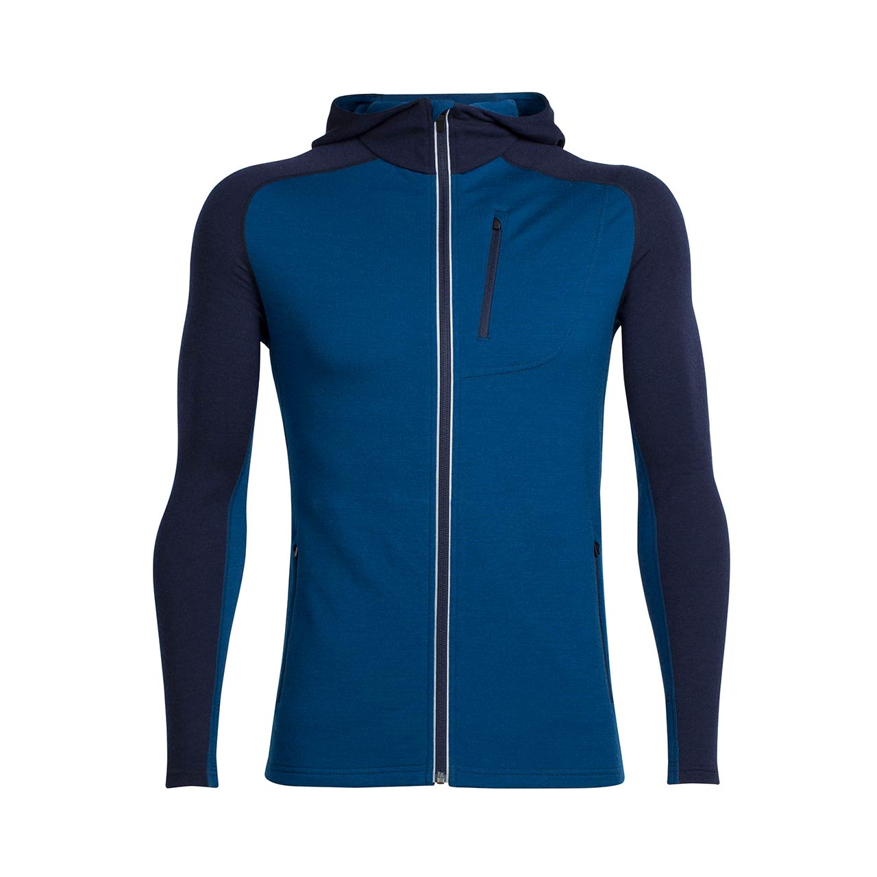 Mens Quantum LS Zip HD