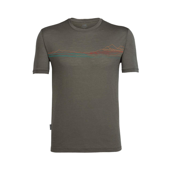 Mens Tech T Lite SS Waterline