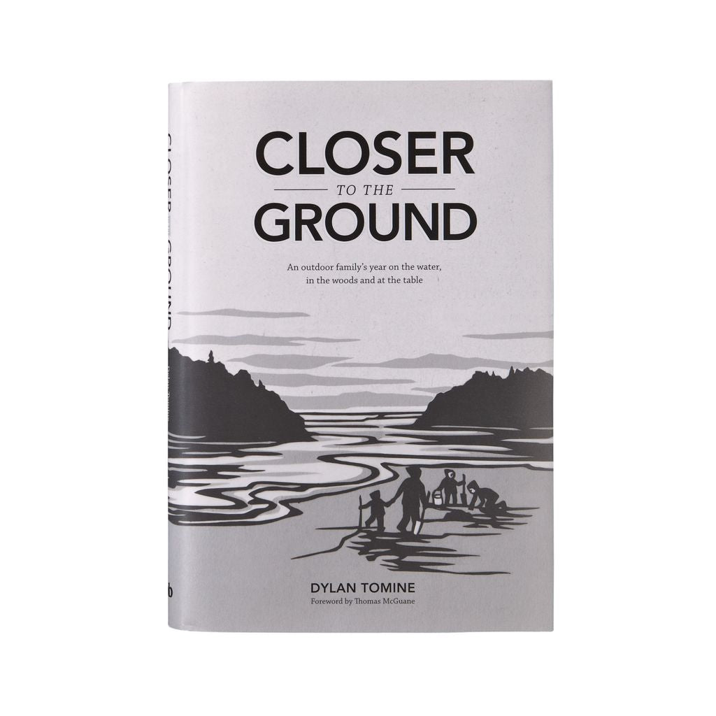 Closer to the Ground (hardcover)