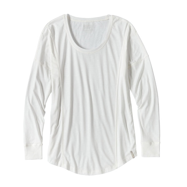Womens Long-Sleeved BlythewoodTop