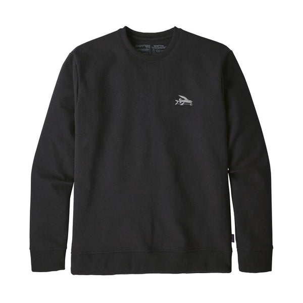 Mens Small Flying Fish Uprisal Crew Sweatshirt