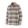 Womens Insulated Fjord Flannel Jacket