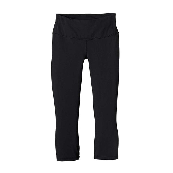 Patagonia_W's Centered Crops_Black_L