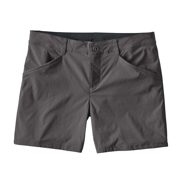 Womens Quandary Shorts - 5in.