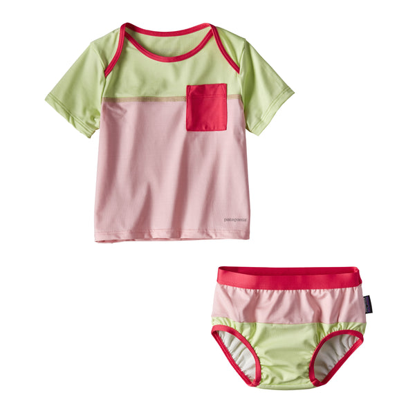 Infant Little Sol Swim Set