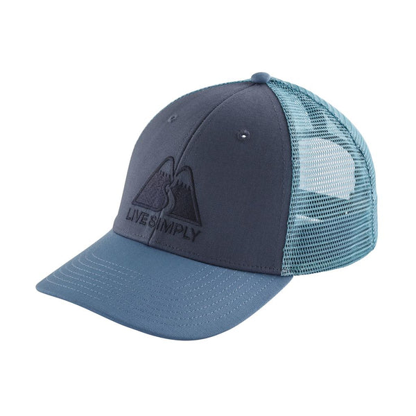 Live Simply Winding LoPro Trucker Hat