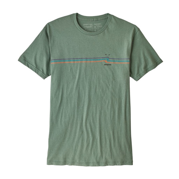 Mens Tide Ride Organic T-Shirt