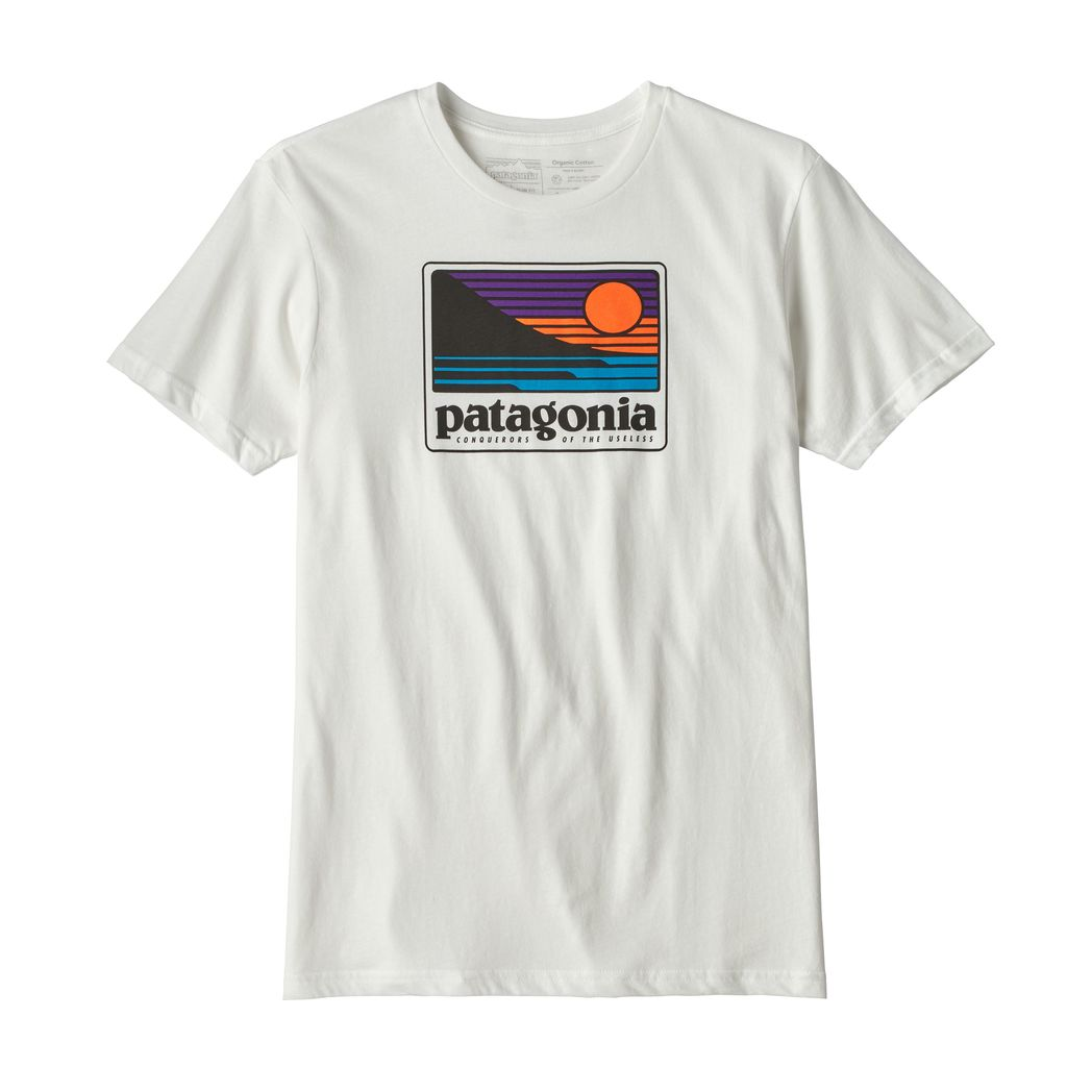 Mens Up & Out Organic T-Shirt