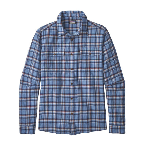 Mens L/S Steersman Shirt
