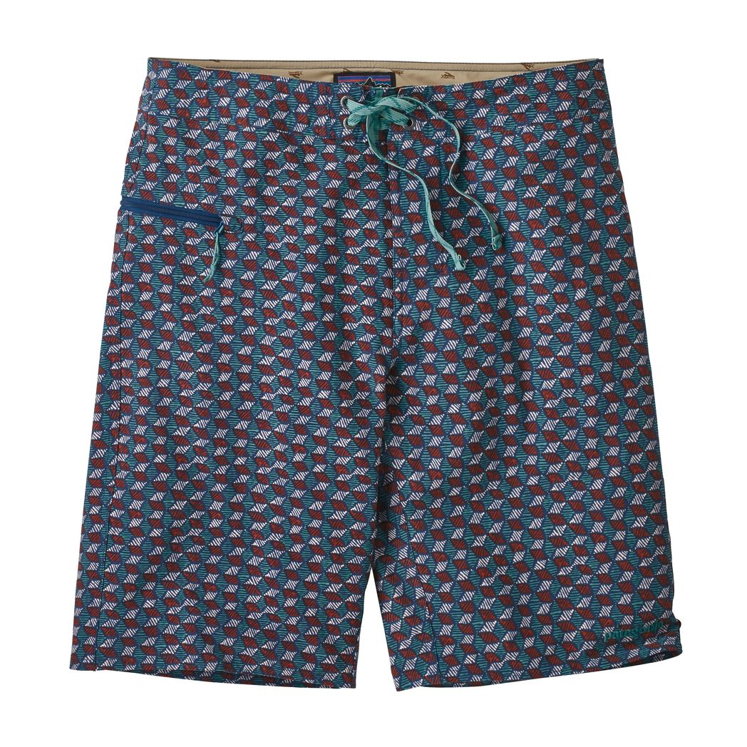 Mens Stretch Boardshorts - 21 in.