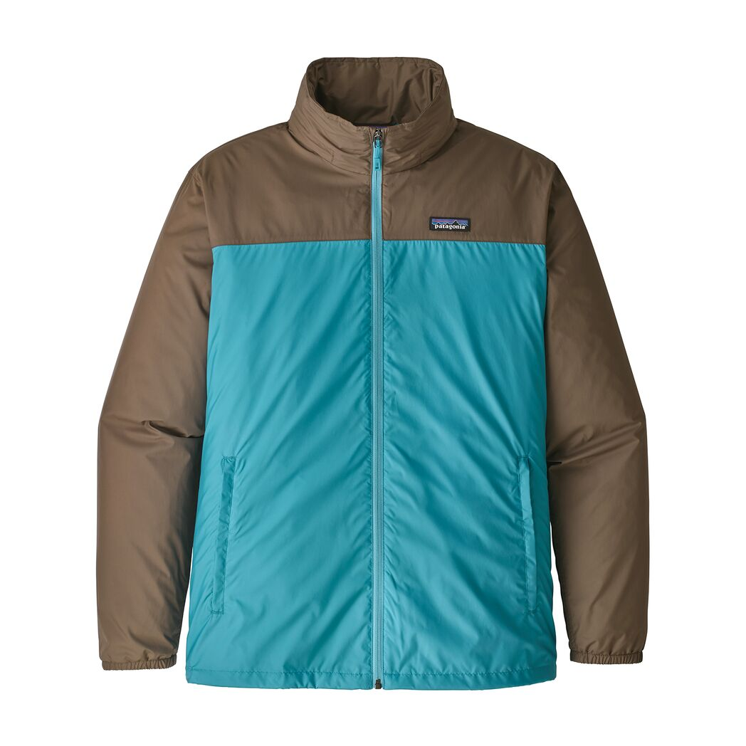 Mens Light and Variable Jacket