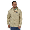 Mens Organic Cotton Canvas Jacket