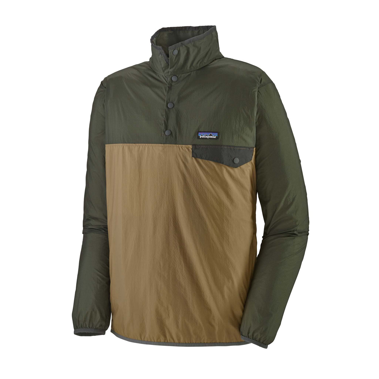 Mens Houdini Snap-T Pullover