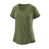 Womens Capilene Cool Trail Shirt