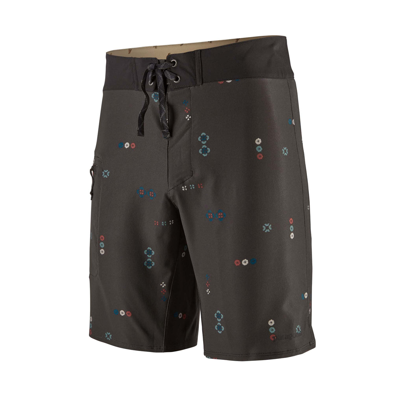 Mens Stretch Planing Boardshorts - 19 in.