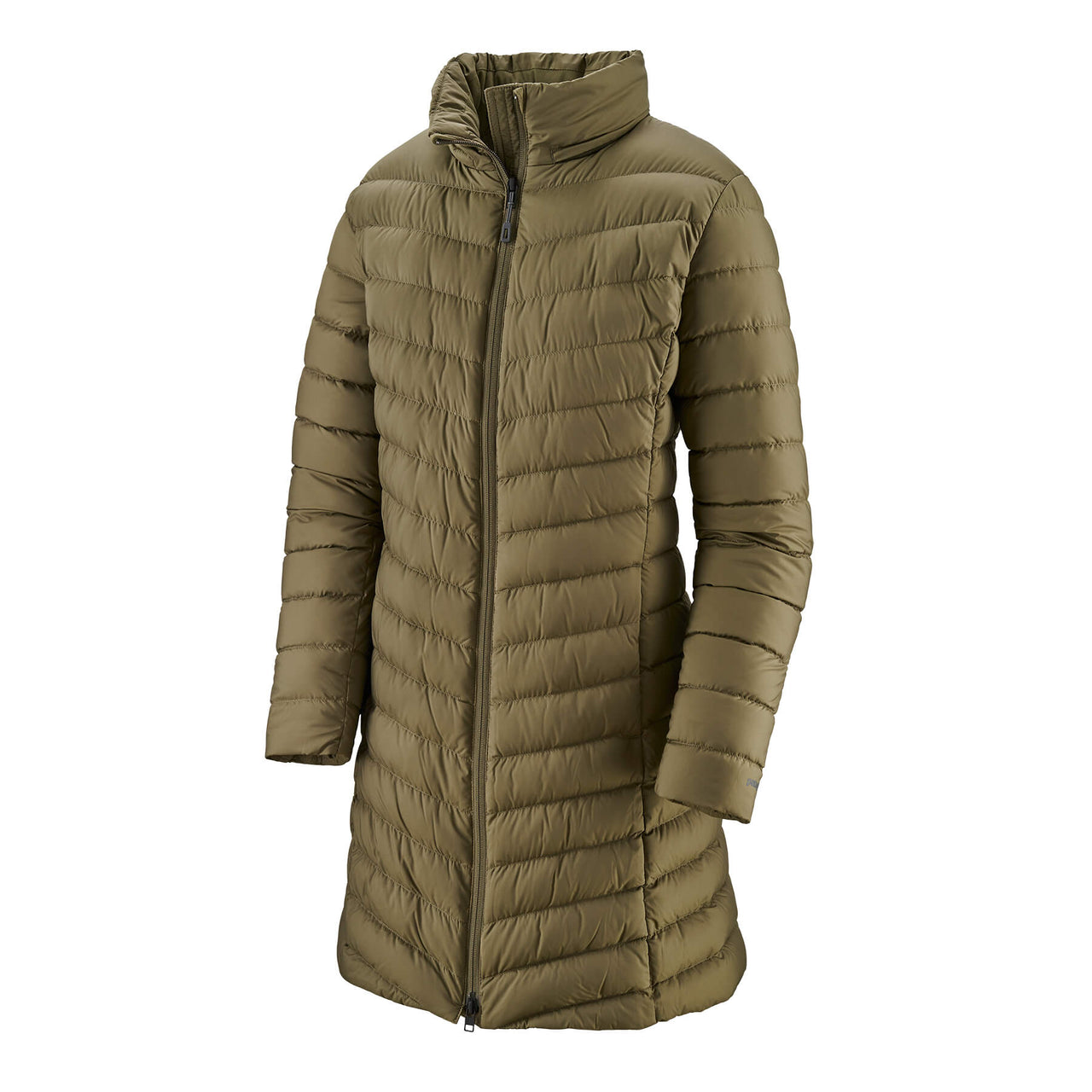 Womens Silent Down Parka