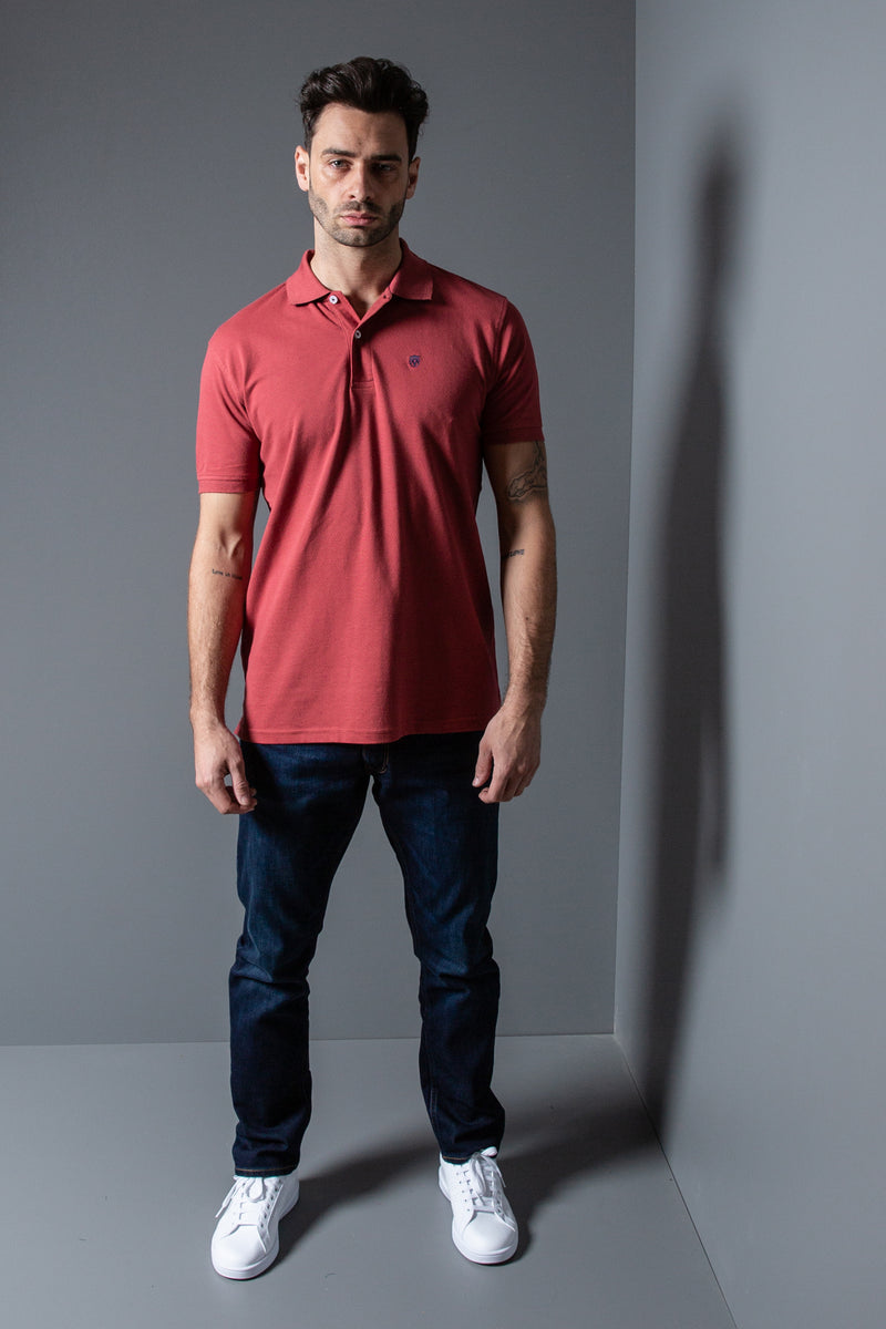 Mens Classic Polo Shirt