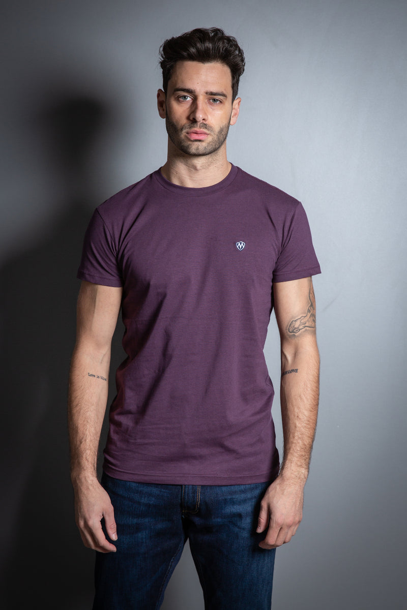 Mens Classic Cotton T-Shirt