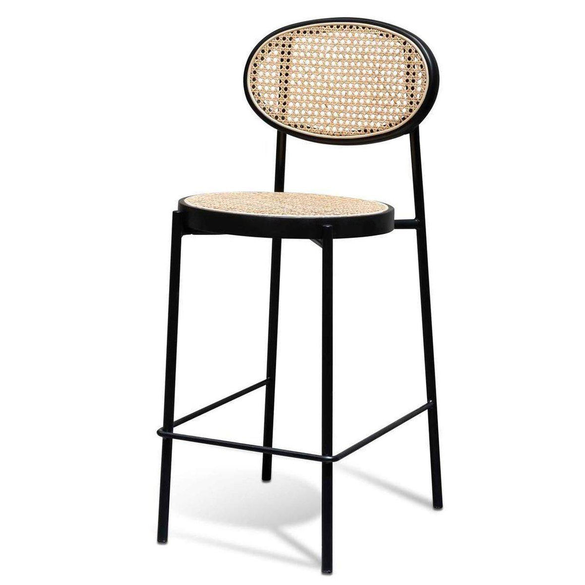 Lesley Rattan Bar Stool Bar Stool Calibre Furniture