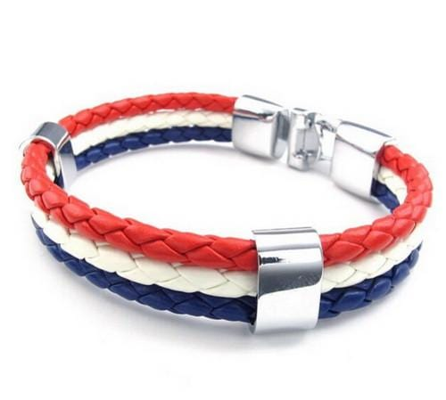 Jewelry-Mens-Womens-PU-Leather-Braided-S