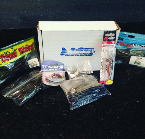 Fishing Care Package Freshwater