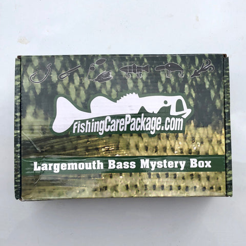 MONTHLY LARGEMOUTH BASS SUBSCRIPTION BOX