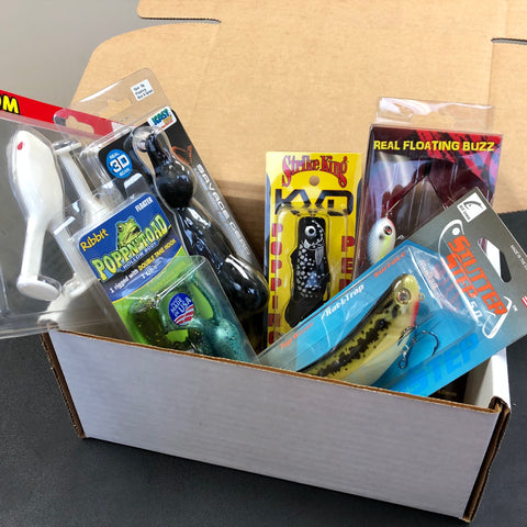 (NEW) Premium Topwater Lure Package