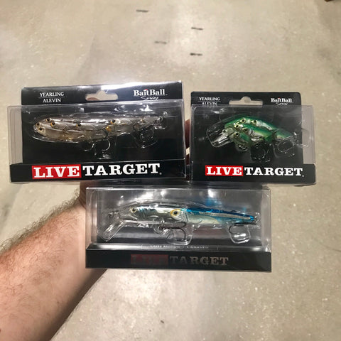 (1 HOUR FLASH SALE) LiveTarget BaitBall Lure
