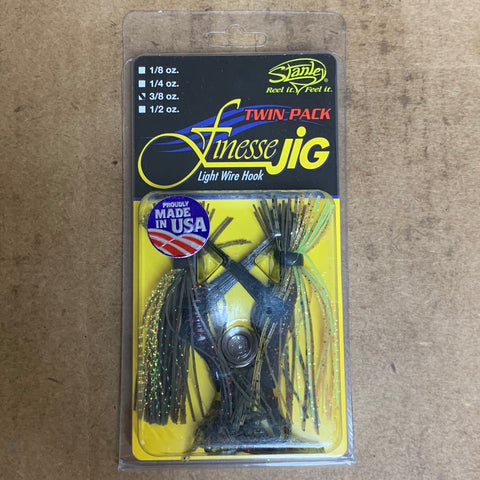 (1 HOUR FLASH SALE) Stanley Bass Jig (Twin Pack)