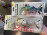 "(NEW) The Flex Phantom  Swimbait - 4"" Size"