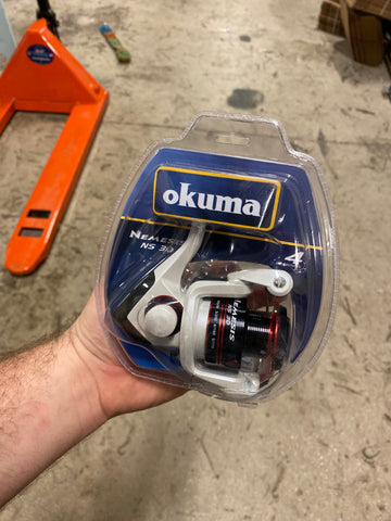 (NEW) Okuma Nemesis Spinning Reel