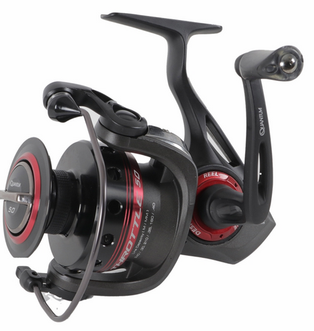 (BIG SIZE) Quantum Throttle TH50 Largest Size Spinning Reel