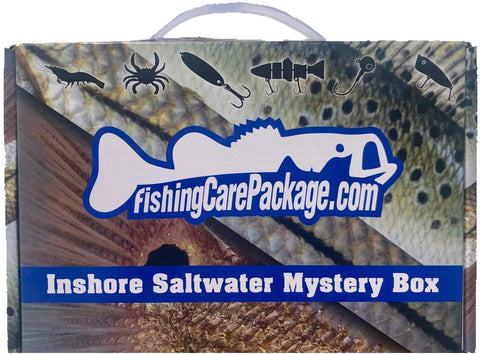 (FLASH SALE) Inshore Saltwater Fishing Care Package