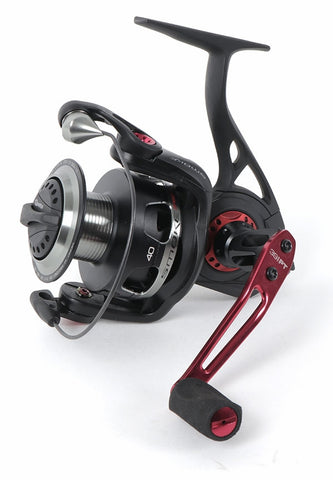 (FLASH SALE) Quantum PT Smoke Speed Freak Fishing Reel