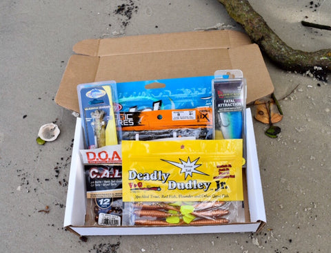 Fishing Care Package Saltwater